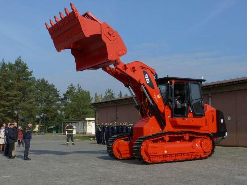 Cat 973D Steel Mill-foto-hzscr-cz