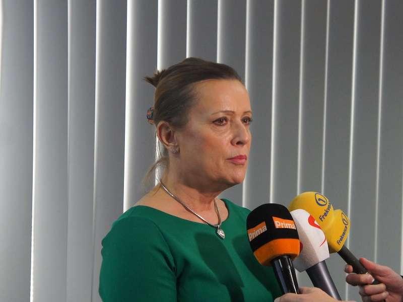 Předsedkyně Energetického regulačního úřadu Alena Vitásková. Foto: iUHLÍ.cz