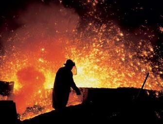 Třinecké železárny testují uhlí v pokusné peci