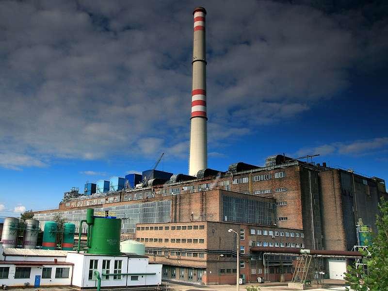 Teplárna Komořany vyrábí teplo pro desítky tisíc domácností v Mostě a Litvínově. Foto: United Energy