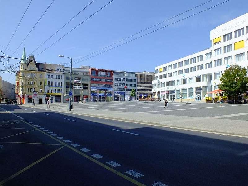 Ústí nad Labem; popisek: O podporu na nový kotel loni požádalo v Ústeckém kraji přes 1500 lidí. Foto: wikipedia.org