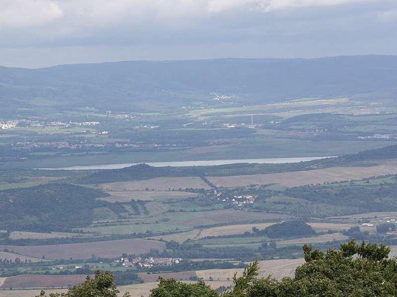Jezero Milada wikipedia
