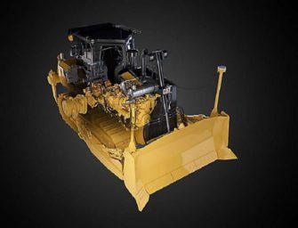 Hybridní pohony atakují zemní stroje