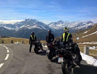 Motorkáři mohou vyrazit po stopách těžby