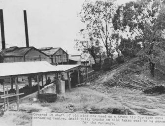 Těžba uhlí se v Blair Athol rozběhla naplno