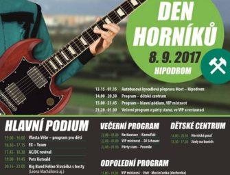 Horníkům zazpívá i Petr Kotvald