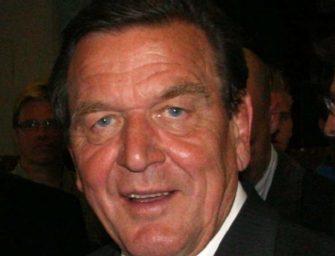 Schröder jde do správní rady společnosti Rosněfť