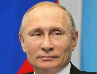 Putin a Erdogan sledovali výstavbu jaderné elektrárny
