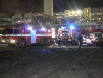 V Sokolovské uhelné hořel prach