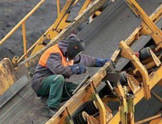 Uhelné velkostroje po revizi