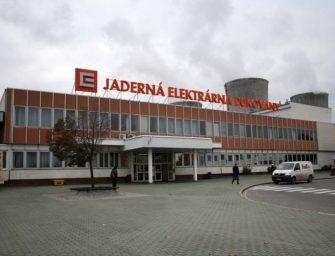 V Dukovanech odstavili druhý blok