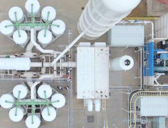 Polský PGNiG podepsal kontrakt na plyn z USA