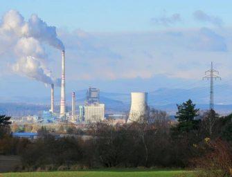 Turisty zajímala i mělnická uhelná elektrárna