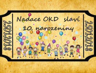 Nadace OKD podpoří 137 projektů