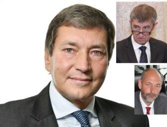 Hünerův poradce přihrál Babišovi miliardy