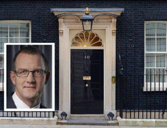 Křetínský řešil u britské premiérky brexit
