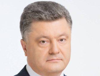 Porošenko chce zastavit Nord Stream 2