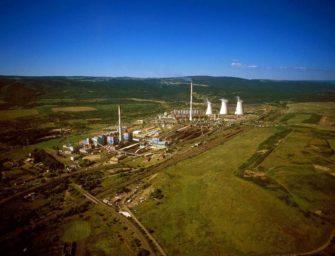 Největší uhelný elektrárenský komplex je v Prunéřově
