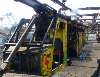 Důlní lokomotivy budou bezpečnější