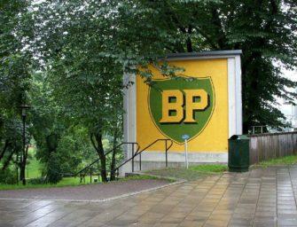 BP hlásí raketový růst zisků