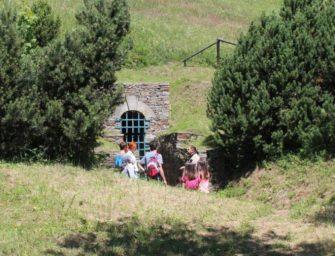 Havířský spolek otevřel na Měděnci prohlídkovou štolu