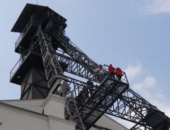 Ostravský důl Alexander navštívilo téměř 700 lidí