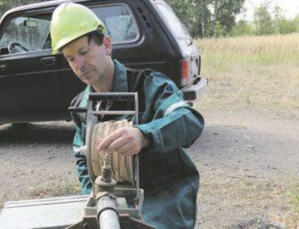 Sucho se čerpání důlních vod nedotklo
