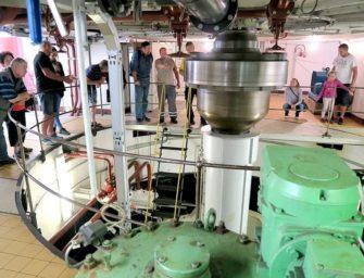 Historické vodní skvosty se otevřely veřejnosti