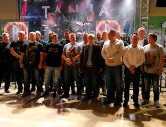 OKD vyhlásila nejlepší kolektivy na rockové párty