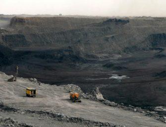 Mongolsko staví uhelnou trať do Číny