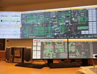 Dispečeři ovládají úpravnu z nového pracoviště