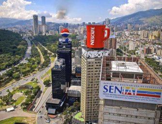 Blackout zabíjel ve Venezuele