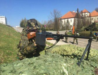 V rámci cvičení teroristé útočili na Temelín