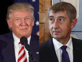 Změní schůzka Babiše s Trumpem českou energetiku?