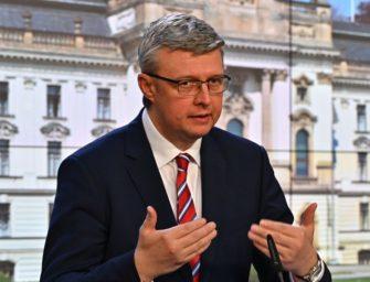 Otazníky kolem ministra Havlíčka