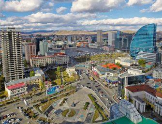 Mongolsko zvýšilo vývoz uhlí