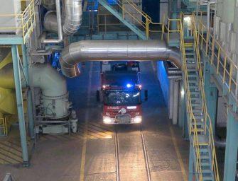 Cvičný blackout v Elektrárně Tušimice