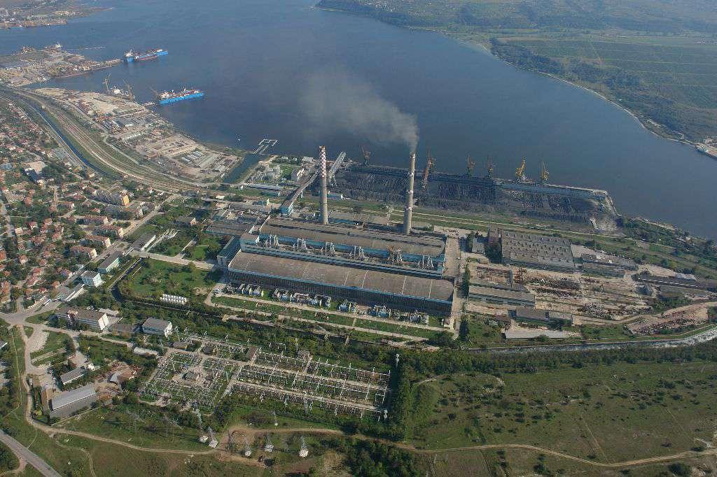 Elektrárna Varna leží v severovýchodním Bulharsku.