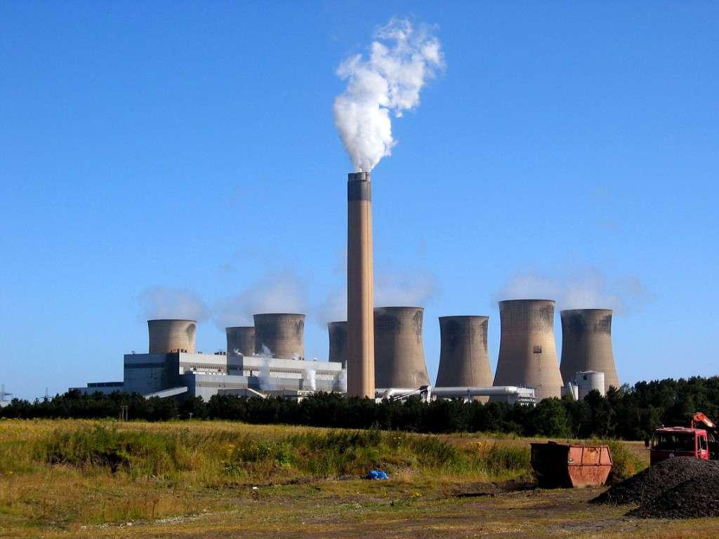 Elektrárna Eggborough.