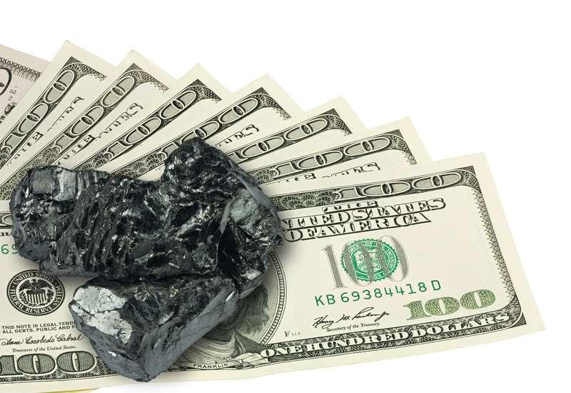 Čínská vláda chce strop pro cenu uhlí