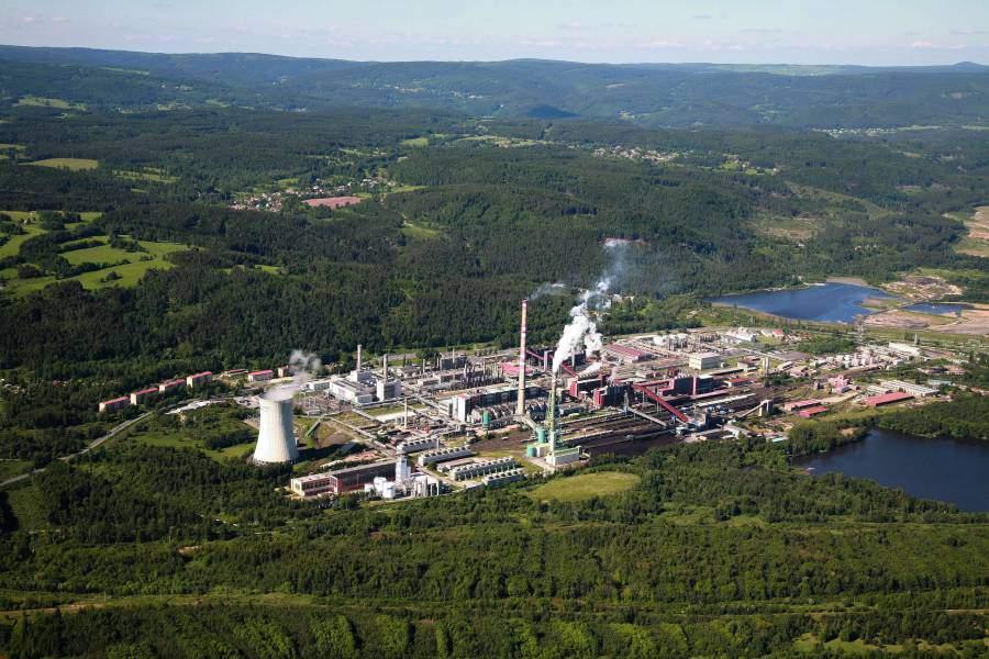 Sokolovská uhelná stále snižuje emise