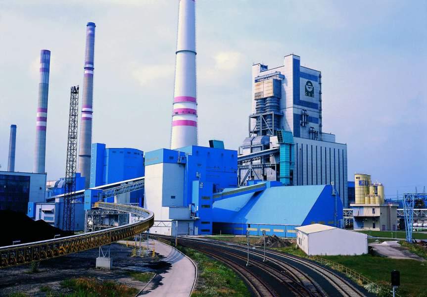 Uhelné elektrárny ČEZ: Za 3.Q pokles výroby