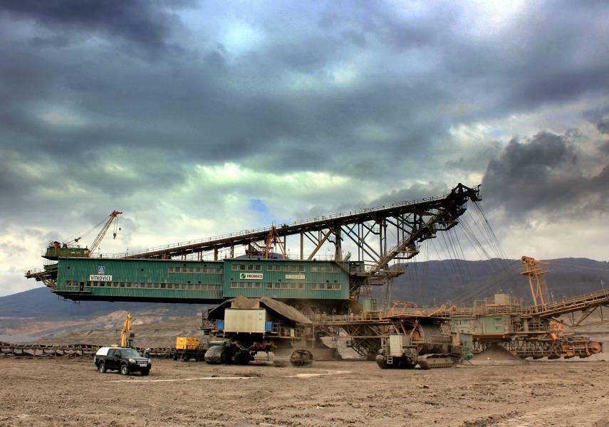 Odpůrci těžby uhlí se obrátí na premiéra