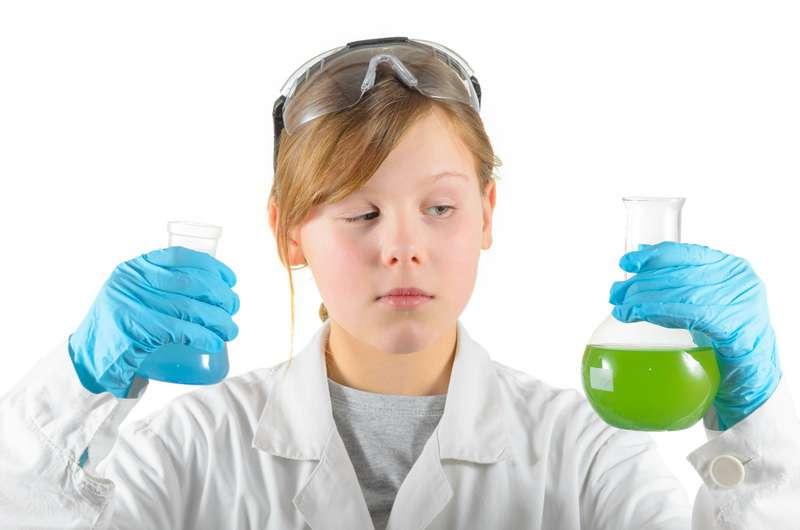 Škola věda