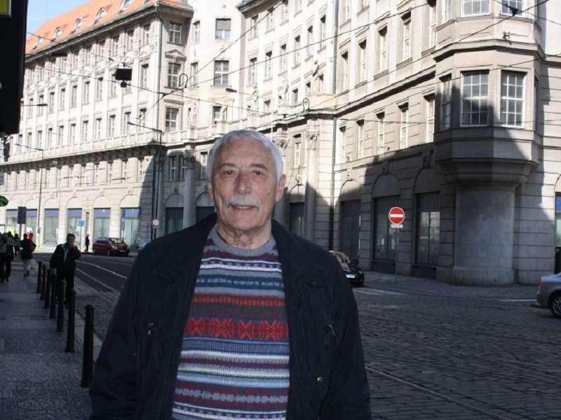 Předseda Hospodářské a sociální rady Ústeckého kraje Richard Falbr. Foto: iUHLI.cz