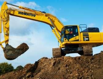 Komatsu kupuje Joy Global za 90 miliard