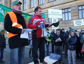 Odboráři chtějí možnost vyvlastnění kvůli těžbě