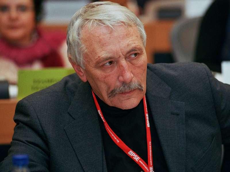 Bývalý europoslanec Richard Falbr. Foto: commons wikimedia org