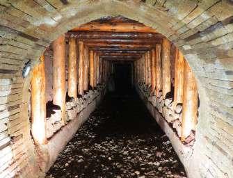 Z Dolu Bohumír je hornické muzeum