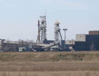 Polský důl Kazimierz-Juliusz vytěžil poslední uhlí